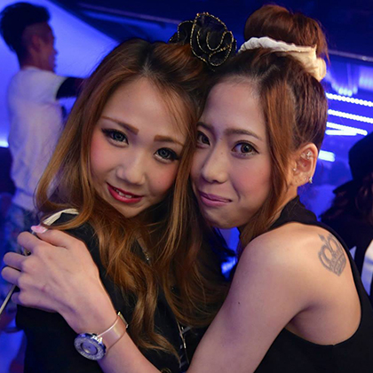 京都夜生活-BUTTERFLY Nightclub 2015.06