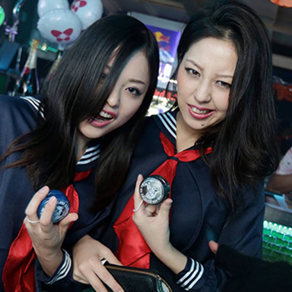 京都夜生活-BUTTERFLY Nightclub 2015.HALLOWEEN