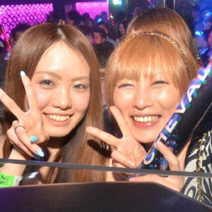 OSAKA Nightclub-CHEVAL OSAKA 2015.02