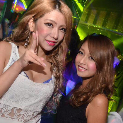 OSAKA Nightclub-CHEVAL OSAKA 2015.08