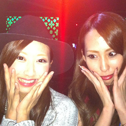 OSAKA Nightclub-CHEVAL OSAKA 2015.10