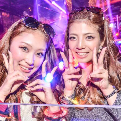 OSAKA Nightclub-CHEVAL OSAKA 2015.11