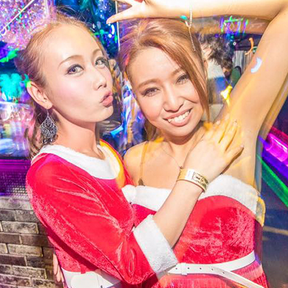 OSAKA Nightclub-CHEVAL OSAKA 2015.12