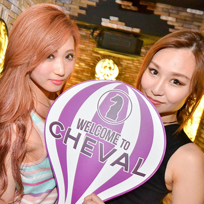OSAKA Nightclub-CHEVAL OSAKA 2016.06