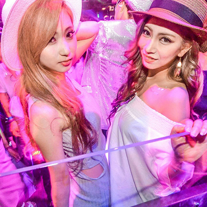 OSAKA Nightclub-CHEVAL OSAKA 2016.07