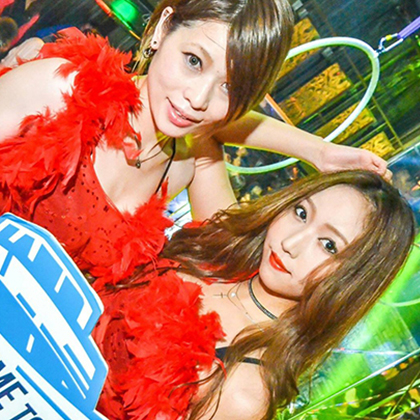 OSAKA Nightclub-CHEVAL OSAKA 2016.11