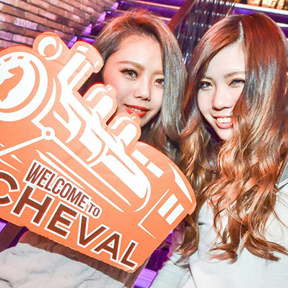 OSAKA Nightclub-CHEVAL OSAKA 2017.02