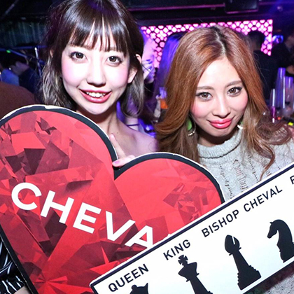 OSAKA Nightclub-CHEVAL OSAKA 2017.04