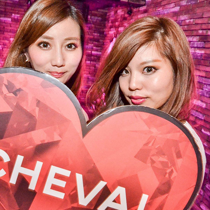 OSAKA Nightclub-CHEVAL OSAKA 2017.06