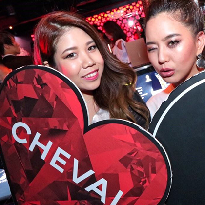 OSAKA Nightclub-CHEVAL OSAKA 2017.07