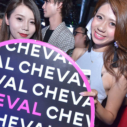 OSAKA Nightclub-CHEVAL OSAKA 2017.08