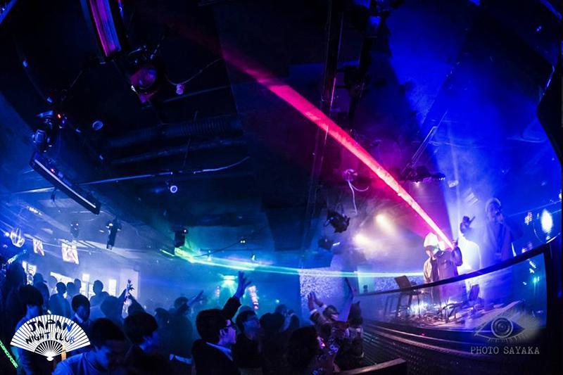 CLUB LEOPARD Nightlife Nightclub Hiroshima 2016.12 Photo ...