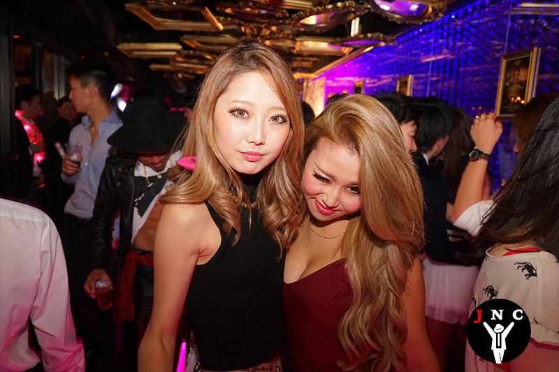 Japan nightlife girls