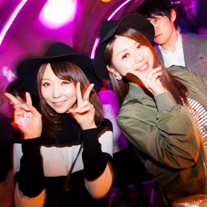 KYOTO Nightclub-WORLD KYOTO2016.02