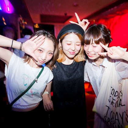 KYOTO Nightclub-WORLD KYOTO2016.06