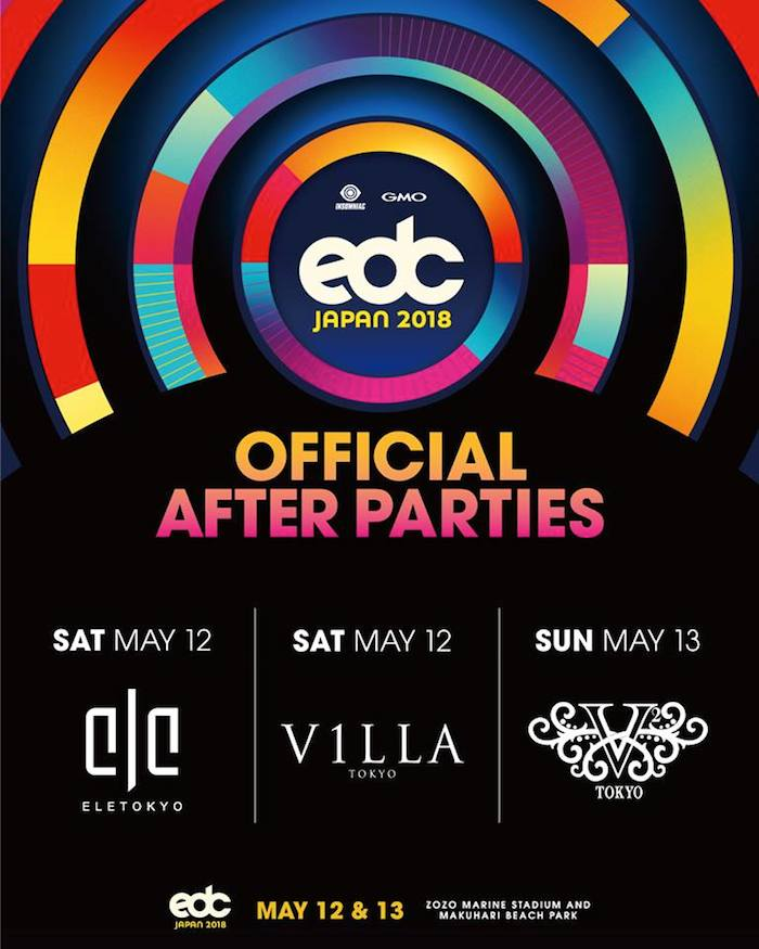 EDC Official After Party