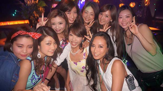 Nightlife di NAGOYA-the emporiumn Nightclub(1)
