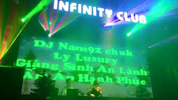 Nightlife di FUKUOKA-club infinity Nightclub(4)