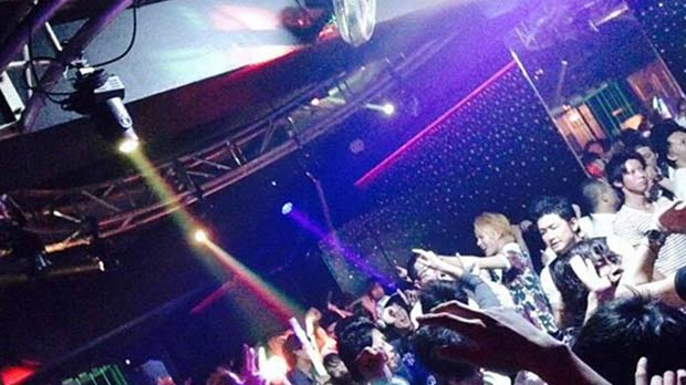 Nightlife in Hyogo-Larus Kobe Clube(2)