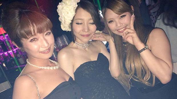 Nightlife in Hyogo-Larus Kobe Clube(5)